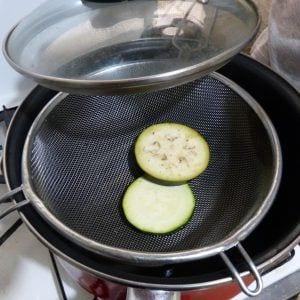 Cocinar al vapor la cocina de berni for Cocinar almejas al vapor
