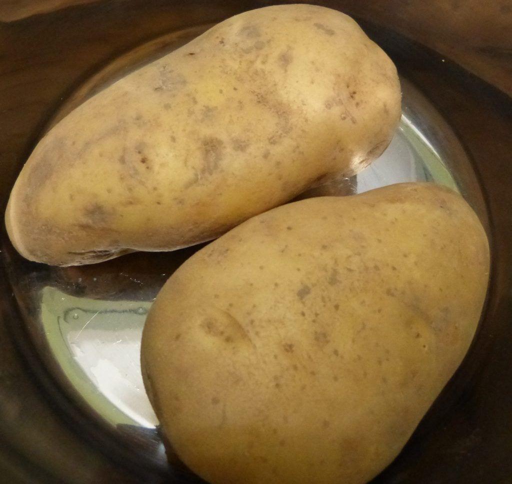 Conseguir un pur de patatas muy cremoso la cocina de berni - Tiempo para cocer patatas ...