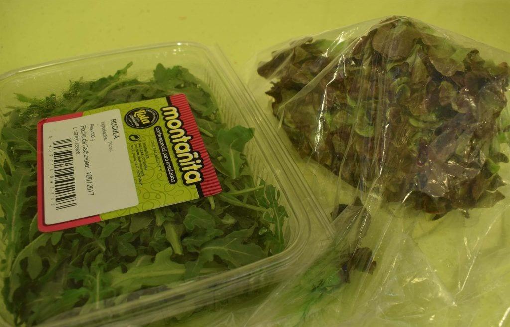 Conservar verduras - Conservar lechugas -