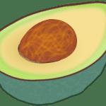 aguacate - Verduras de verano