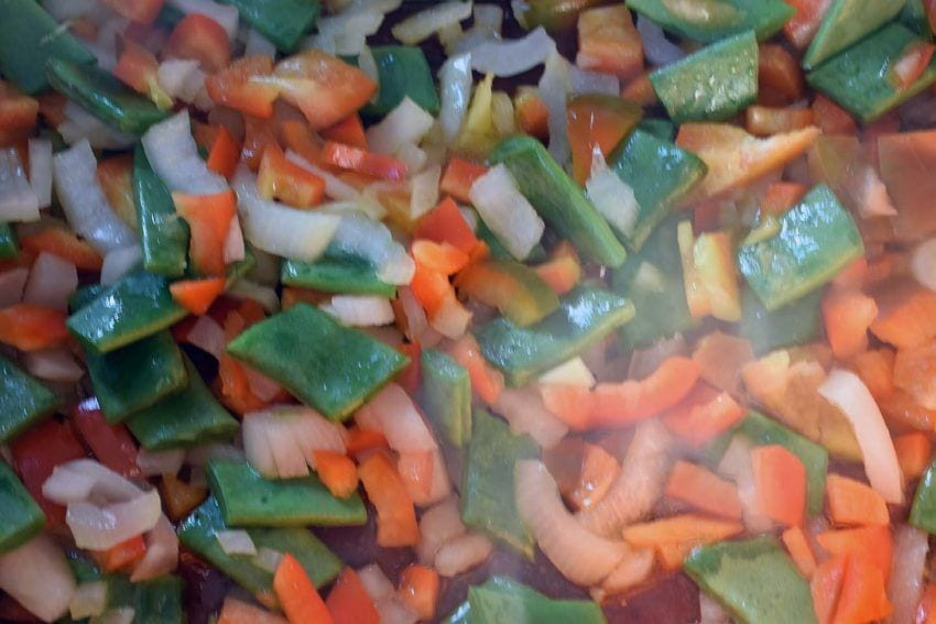 Arroz al horno con alioli de coliflor - Sofrito