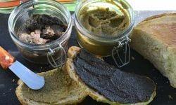 Tapenade o paté de aceitunas