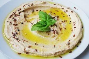Legumbres - Hummus