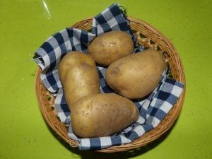 Técnica de aprovechamiento II – La Patata