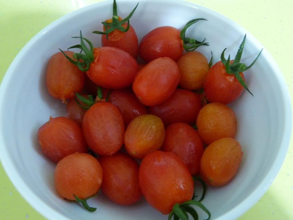 Como Pelar (escaldar) tomates