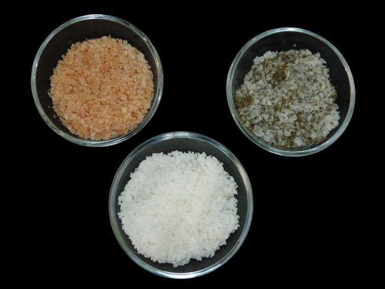 El asado a la sal