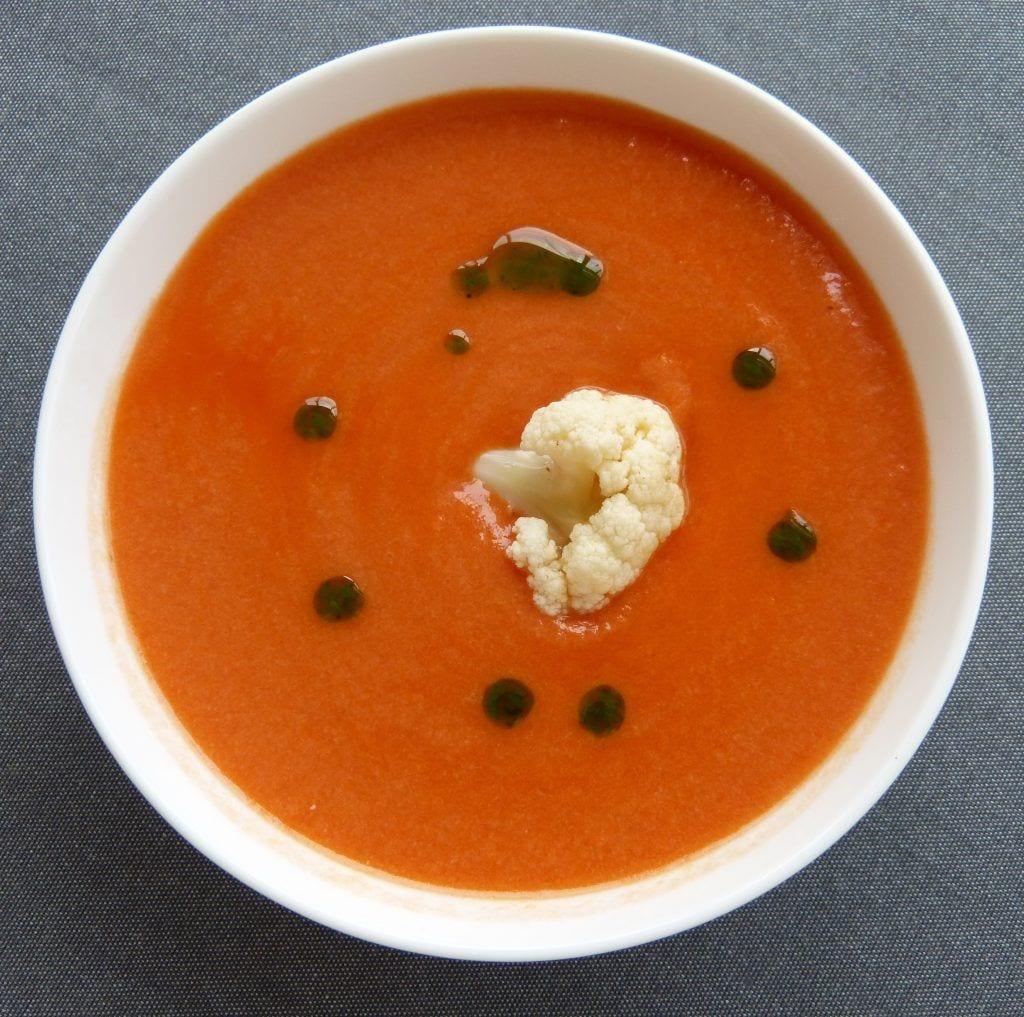 Autentico salmorejo cordobés - La Cocina de Berni