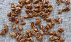 Cacahuetes garrapiñados - La cocina de Berni