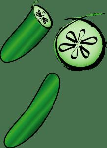 Pepino - Verduras de verano