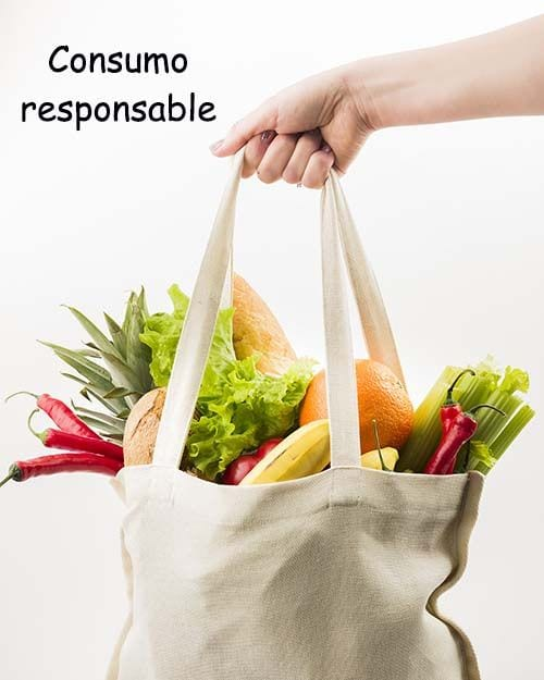 Cocina para niños - Consumo responsable