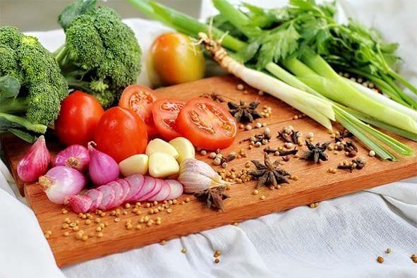 Recetas saludables