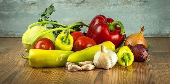 Cursos de cocina vegetariana y vegana