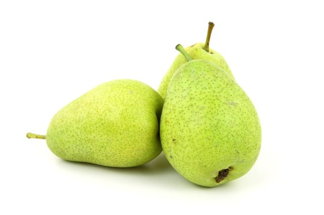 Pera limonera - pera de verano